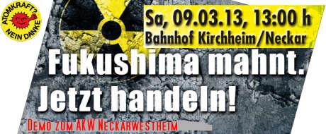 2013-03-09 Fukushima Jahrestag