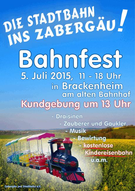 2015-07-05 Handzettel Bahnfest Brackenheim