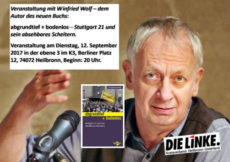 Veranstaltung mit Winfried Wolf 12-9-17 in HN