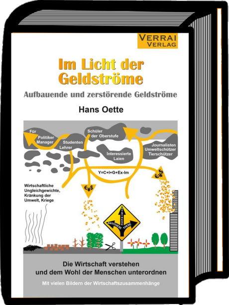Buch Geldstroeme - von Hans Oette