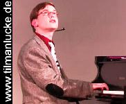 Tilman Lucke, Kabarettist