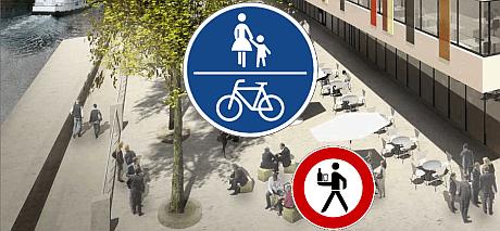 Vorfahrt fuer Mobilitaet am Neckar