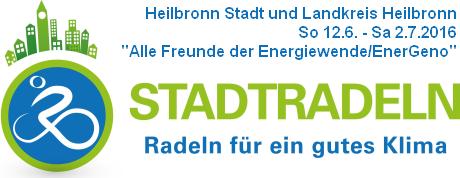 Stadtradeln HN 2016 Logo